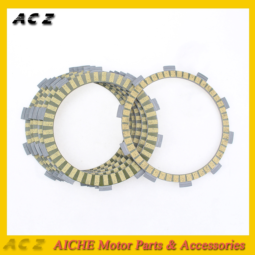 Acz Motorcycle Engine Parts Clutch Friction Plates Steel Diagram Kit For Honda Steed 400 600 Steed400 On Alibaba