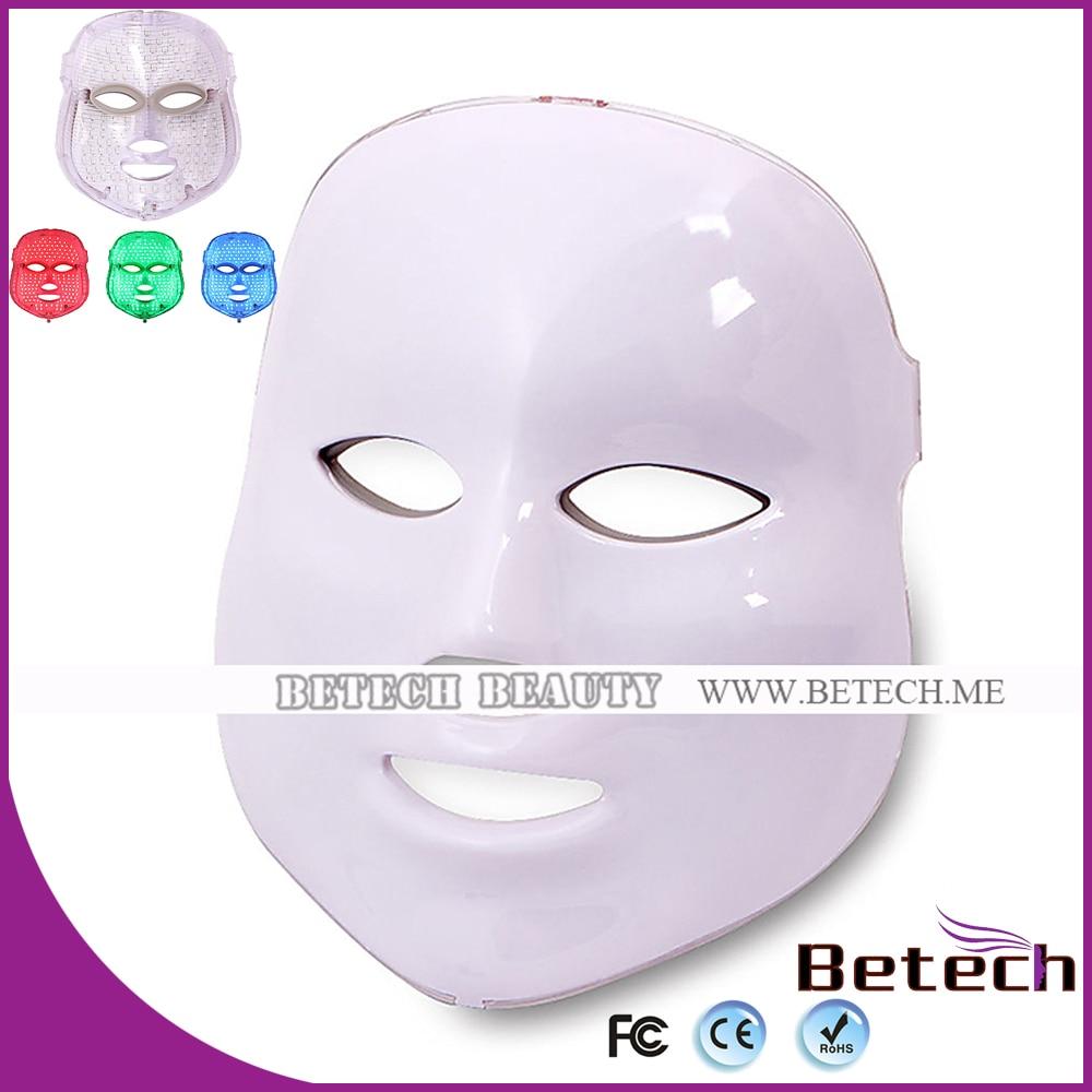 KSBELLE Light Therapy Acne Treatment Mask Led Photon Facial Rejuvenation NEW led photon therapy 7 colors light treatment facial beauty skin care rejuvenation light therapy acne treatment mask