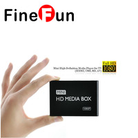 HDMI Multi Media Multimedia USB Flash Drive Hard Drive HD 1080P Video Player USB Player AV