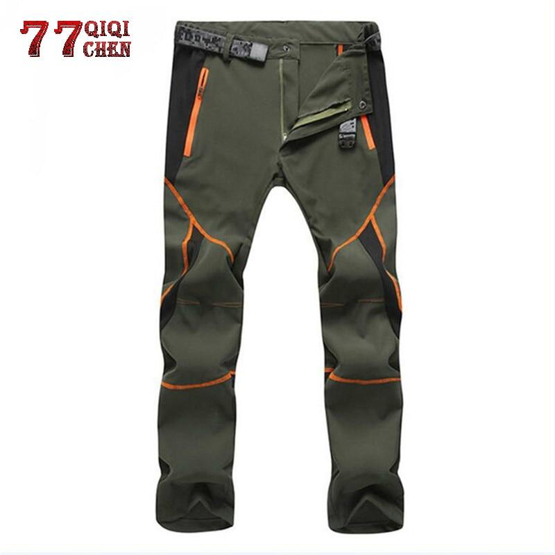Summer Lightweight Military Tactical Pants Men Women Quick Dry Waterproof Casual Stretch Trousers Sweatpants Men Cargo Pants