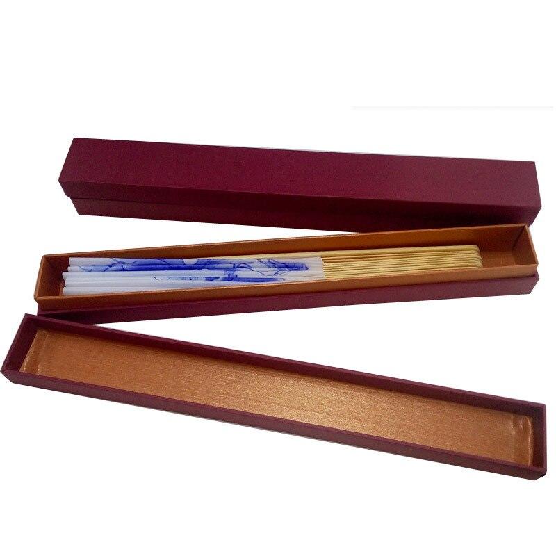 Painted Bamboo Tai Ji Fan 3