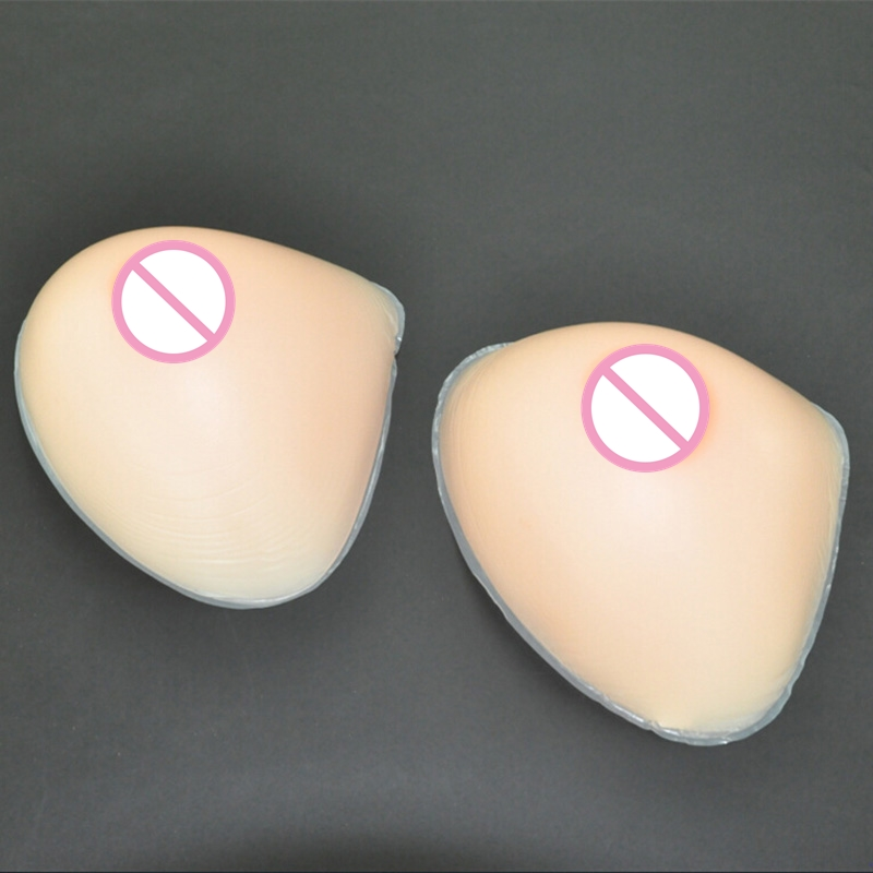 1600g/pair 4XL Size False Breast Artificial Breasts Silicone Breast Forms Fake Boobs Shemale Transsexual Realistic Fake Breasts 2200g pair 38i 40h 42g 44f enormous breast fake realistic artificial silicone breasts forms for transgenders breasts increase