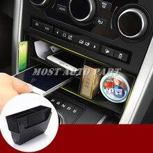 Interno Console Multifunzione Scatola di Immagazzinaggio Per Land Rover Discovery Sport 2015-2018