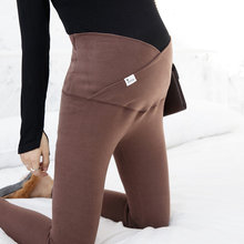 Autumn Winter Cotton Maternity Leggging Pregnancy Clothes Women Pants for Pregnant Women Leggings Maternity Clothing M-XL(China)
