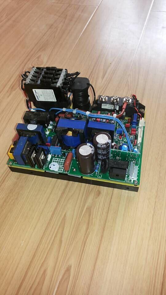 Q-SWITCHED nd yag laser di potenza scheda principale con cuocere a fuoco lento