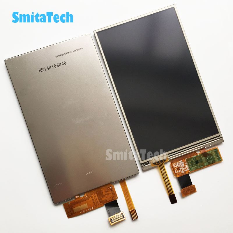 LCD Display Digitizer touch screen Assembly for BMW Motorrad Navigator V GPS Motorcycle navigation repair replacement