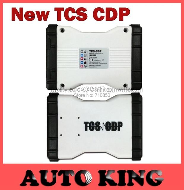 2017 Mais Novo 2015.3 Software + free ativar! sem Bluetooth TCS CDP PRO new vci para carros e caminhões ferramenta de verificação frete grátis
