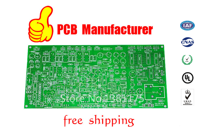 DDAYA Free Shipping Quick Turn Low Cost PCB Prototype Manufacturer FR4 Aluminum Flexible PCB Solder Paste Stencil 004 in Rigid PCB from Electronic Components Supplies