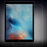 2 Pieces A Pack For IPad Pro 12 9 Inch 2017 Screen Protector Tempering Glass HD