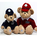 Hot sale Pilot Kawaii Joint Teddy Bears Stuffed Plush 28/55CM Toy Teddy-Bear Bear Ted Bears Plush Toys Wedding Gifts 129
