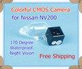 Продажа фабрики, цветной CMOS Вид Сзади Автомобиля реверс назад парковочная Камера для Nissan NV200