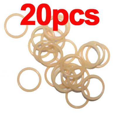 Paintball PCP Airsoft HPA, regulador de tanque, sello de cabeza de poliuretano Oring 20/50 uds, envío gratis