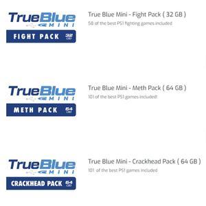 Image 5 - HOBBYINRC Mini Crackhead Pack de 101 juegos, 64G, juegos de 101 + 32G, 58 juegos para PlayStation Classic