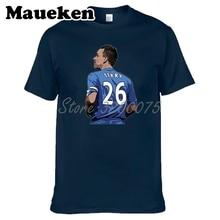 07546f8e3 Mężczyźni jana jerzego frotte 26 anglii Legend Captain T-shirt ubrania T koszula  męska dla chelsea fanów prezent o-neck tee w170.