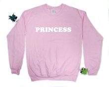 Sugarbaby Princess Sweatshirt Tumblr Sweatshirt Long Sleeve Fashion Jumper Crew Neck Hipster Jumper High quality Casual Tops