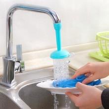 Cocina creativa grifo ajustable grifo extensor para grifo agua para la cocina de salida de agua de la ducha de agua filtro aspersor