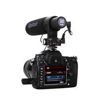 Aputure v в D2 направленный конденсаторный, для блиц интервью микрофон для DSLR камера видеокамера