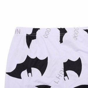Image 5 - Klv kỹ thuật số batman prints xà cạp phụ nữ thời trang slim quần thun quần new
