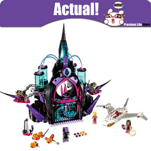 LEPIN 29010 Elves Eclipso Dark Palace Princess Castle Building Blocks Bricks Toys For Girls Model Compatible withINGly