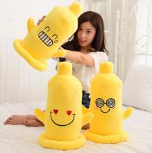 Creative pillow doll is a spoof, condoms, sex doll plush toys gift Christmas Gift Free Shipping