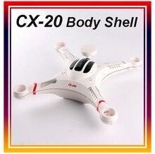 Dwi Dowellin Original Cheerson CX-20 RC Drone Carrocería Cubierta RC Quadcopter Repuestos Accesorios