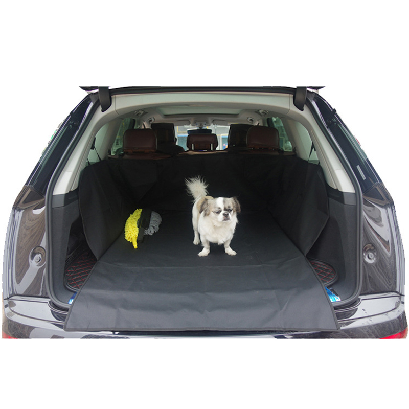 Waterproof Pet Seat Cover 600D Oxford Non Slip Pet Dog Car Seat Rear Back Seats Hammock