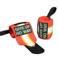 MYBORON высококачественный хлопковый браслет для спортзала, безопасная пауэрлифтинговая повязка на запястье, эластичная Удобная поддержка за...