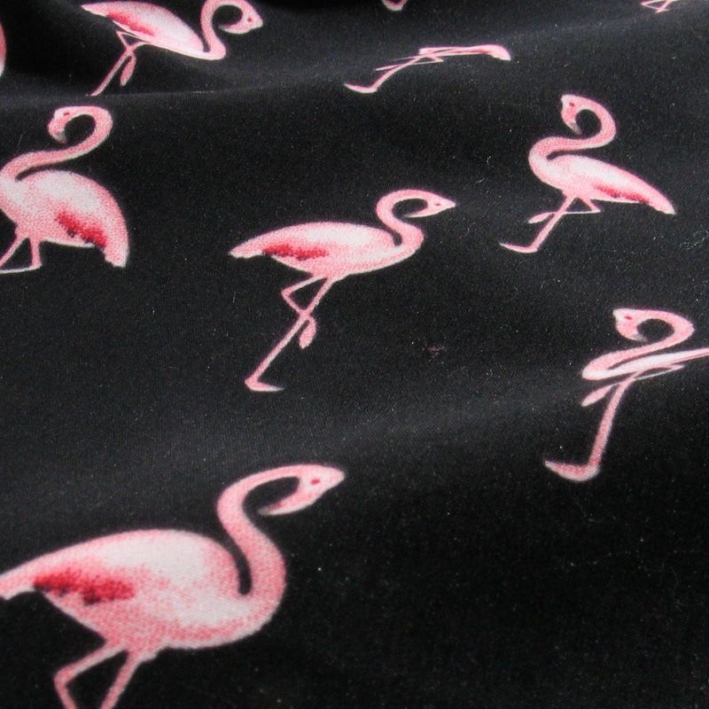 9aae9941c4 2015 Men's Flamingo Print Beach Shorts Quick Dry Swim Trunks Men Swimwears  Surf Boardshorts-in Board Shorts from Men's Clothing on Aliexpress.com    Alibaba ...