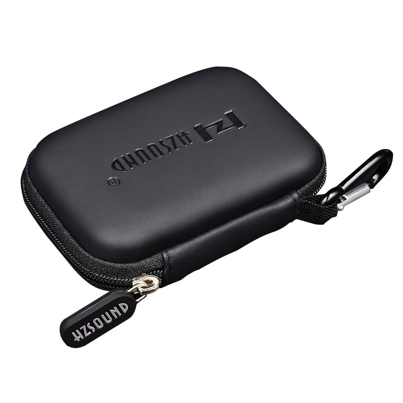 HZSOUND Earphone Case Bag Headphones Portable Storage Case Bag Box Headset Case Bag Headphone Accessories ak kz case bag in ear earphone box headphones portable storage case bag headphone accessories headset storage bag
