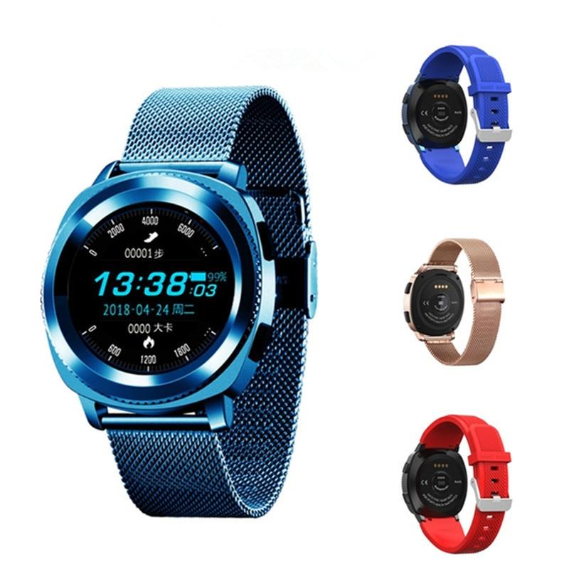 L2 Smart Watch Bluetooth Call Watch Fitness Tracker Heart Rate Smartwatch IP68 Waterproof Bluetooth Android Smartwatch