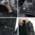 2016 Otoño Chaqueta de Las Mujeres de LA PU de Moda Nueva Marca Más El Tamaño de la Chaqueta de Cuero Negro Estilo Europeo Cremallera Oblicua Motocicleta Chaqueta de LA PU