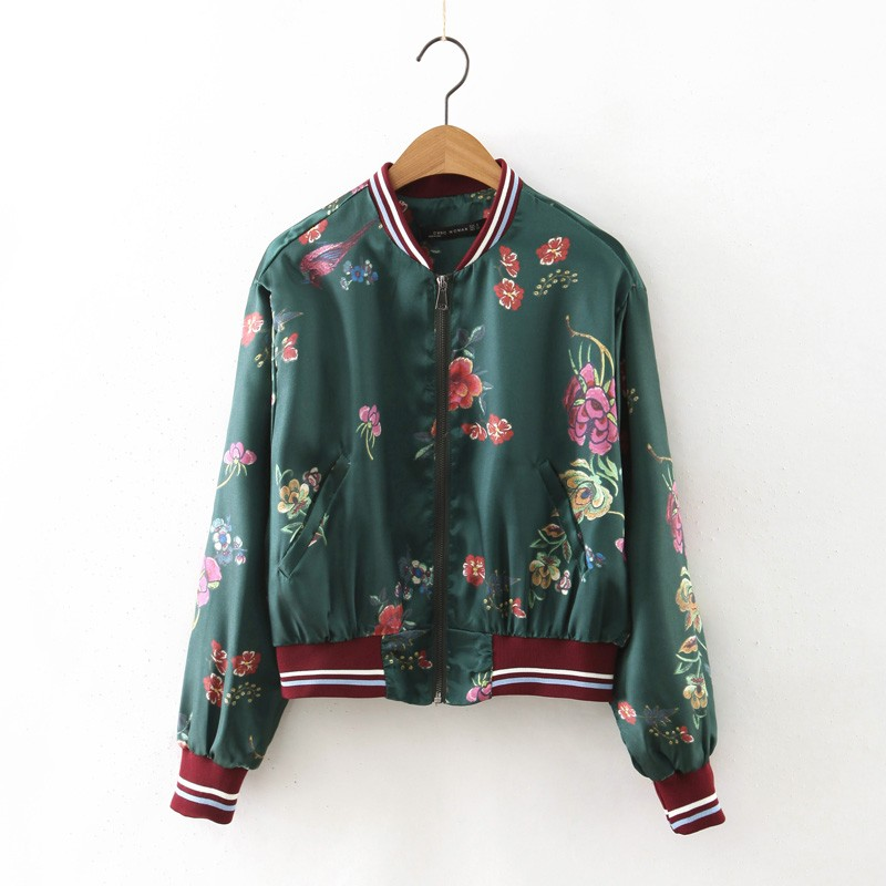 Popular Silk Bomber Jacket-Buy Cheap Silk Bomber Jacket lots from