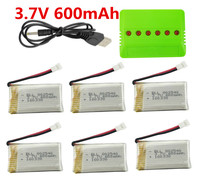 6 In 1 Syma X5C X5C 1 X5A X5 X5SC X5SW H5C V931 Lipo Battery Charger