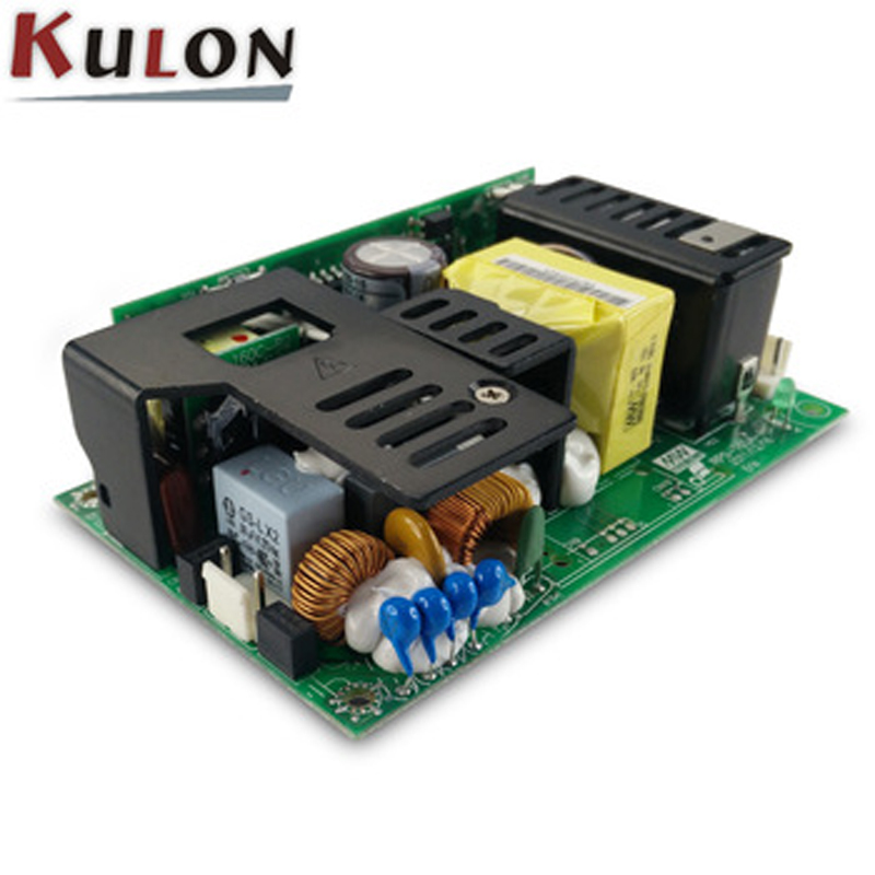 Meanwell RPS 200 AC DC Single Output Green PCB Type Medical Power Supply 12V 16 7A