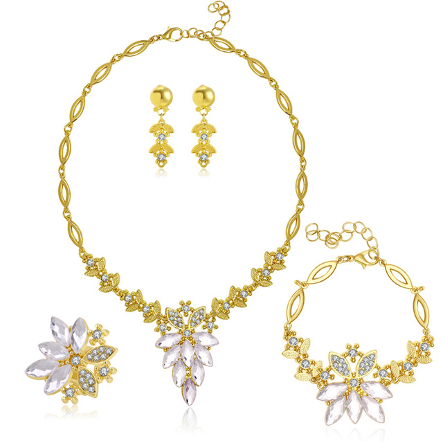 Nigerian Jewelry Sets Women...