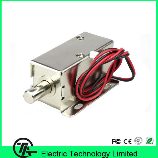 Door access control system lock mini electric lock small cabinet lock mini electric bolt lock XM-15