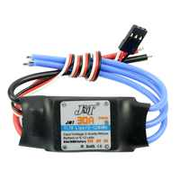 30A Brushless ESC Speed Controller For DIY FPV RC Quadcopter Hexacopter Multi-Rotor Aircraft Trex 450 Helicopter Drone