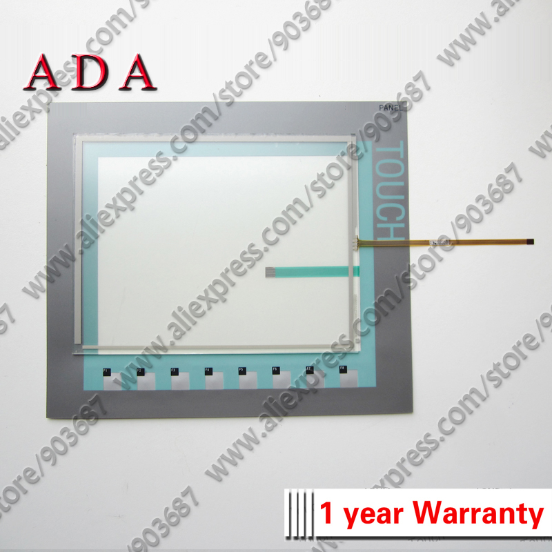 Touch Screen Digitizer for 6AV6 647 0AF11 3AX0 KTP1000 Touch Panel for 6AV6647 0AF11 3AX0 KTP1000