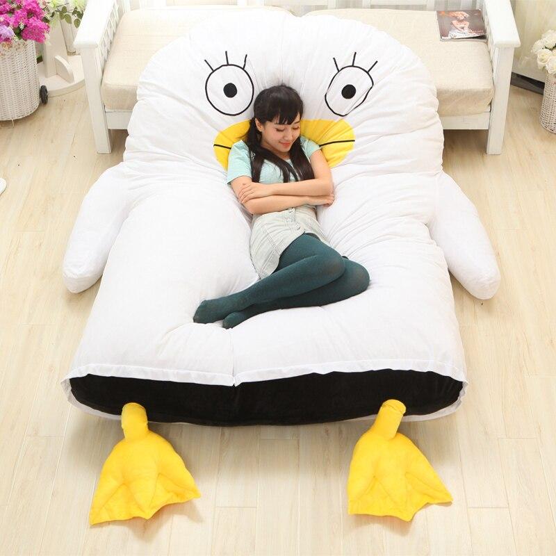 Dropshipping Japanese Anime Gintama Elizabeth Large Soft Cartoon Totoro Bed Mat Mattress Pad Japan Style