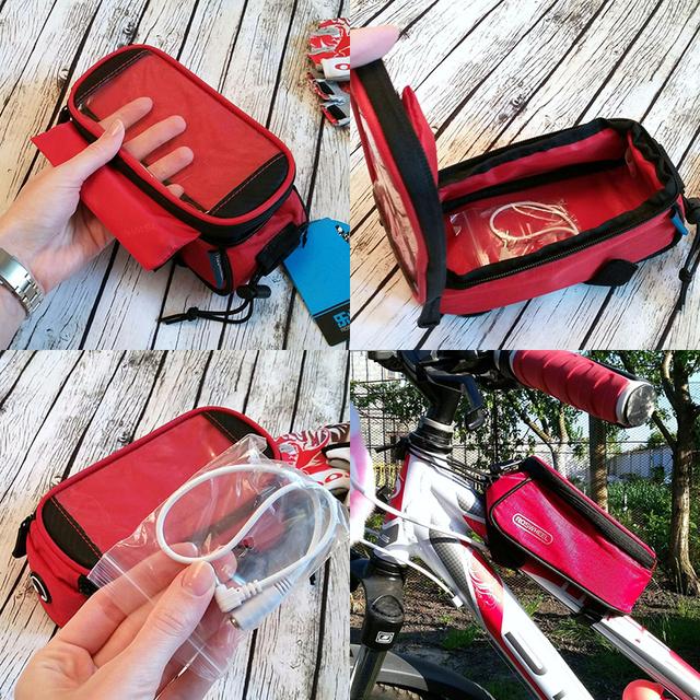 Miracle Bike Bag