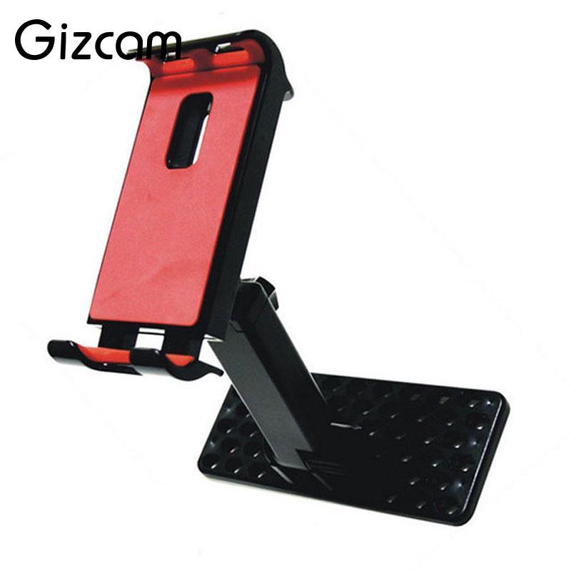 Gizcam Remote Control Mobile Phone Flat Bracket Mount Holder Parts for DJI Mavic Pro Drone Accessories Black Red