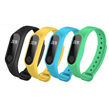 2018 Newest Smart Band M2 Waterproof Heart Rate Monitor Bluetooth Bracelet Sleep Fitness Tracker Pedometer Wristband