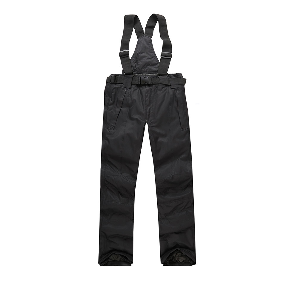 Pantalons de Ski hommes et femmes hiver de haute qualité épaissir imperméable coupe-vent chaud pantalons de neige marques de pantalons de Ski et de snowboard - 2