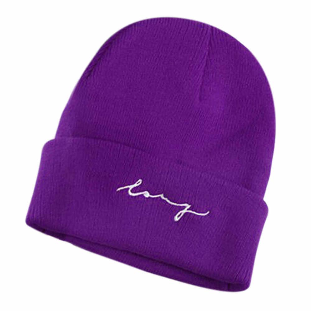 d8732360517 2019 Fashion Hat Unisex Men Women Beanie Hat Warm Ribbed Winter Turn Ski  Fisherman Docker Hat