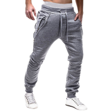Brand Male New Fashion 2019 Slim Solid color Men Casual Pants Man Trousers Designer Mens Joggers