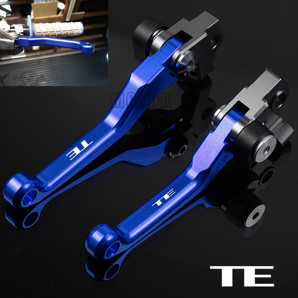 For Husqvarna SM 610 ie 08-10 Brake/&Clutch Levers Handle Grips SMS 125 08 09 10