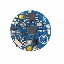 Bluetooth 5 Bluetooth 4 NRF52832_SENSOR_R40 di Accelerazione Giroscopio Sensore di Luce Ambientale