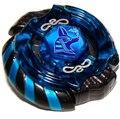 1 шт. Beyblade металлический сплав металла Beyblade меркурий анубис ( Anubius ) черный синий легенда версия ограниченным тиражом M088