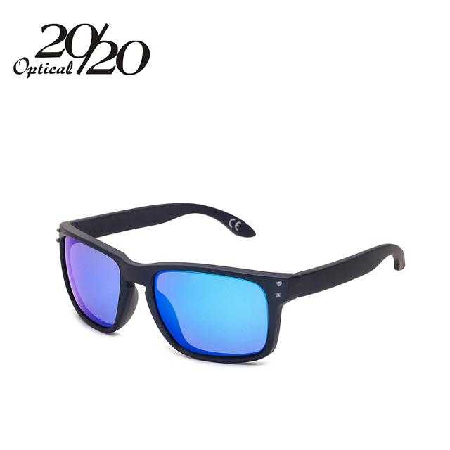New de los hombres gafas de sol polarizadas masculinas cuadrados de viaje espejo de conducción gafas gafas de sol gafas oculos 514