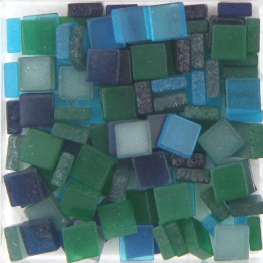 800 pcspack mix transparent 5mm Acrylic Mosaic